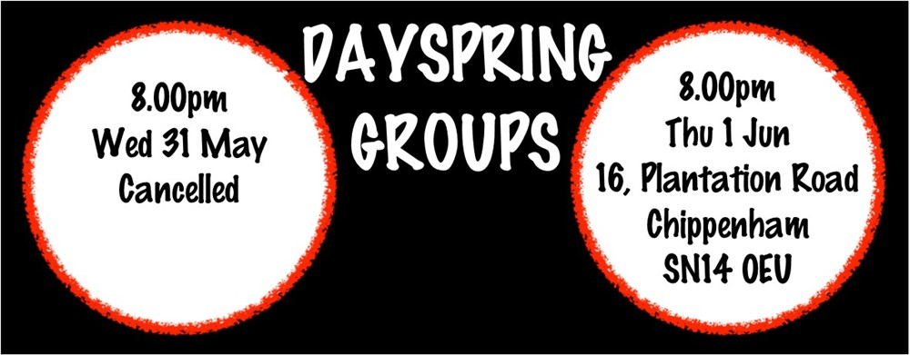 Small Groups at Dayspring
